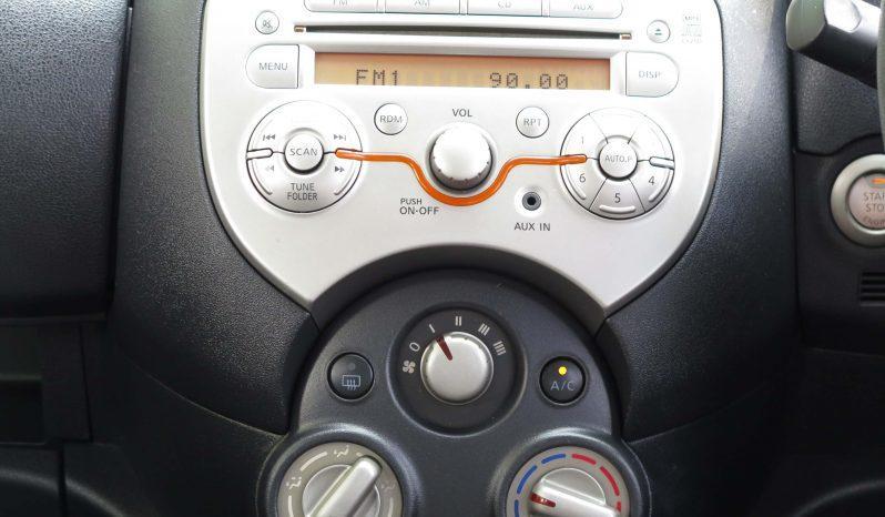 2013 Nissan March 1.2 EL Top full